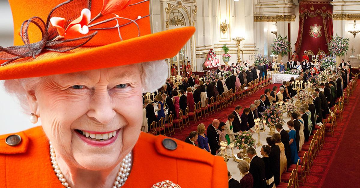 La Reina Isabel II abre vacantes para organizadores de eventos en el Palacio de Buckingham