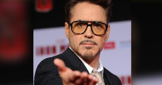 Robert Downey Jr. busca salvar al mundo con tecnología