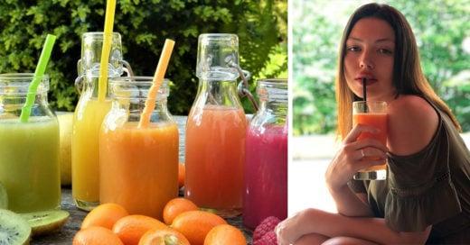 Beber jugo de frutas en exceso puede costar la vida