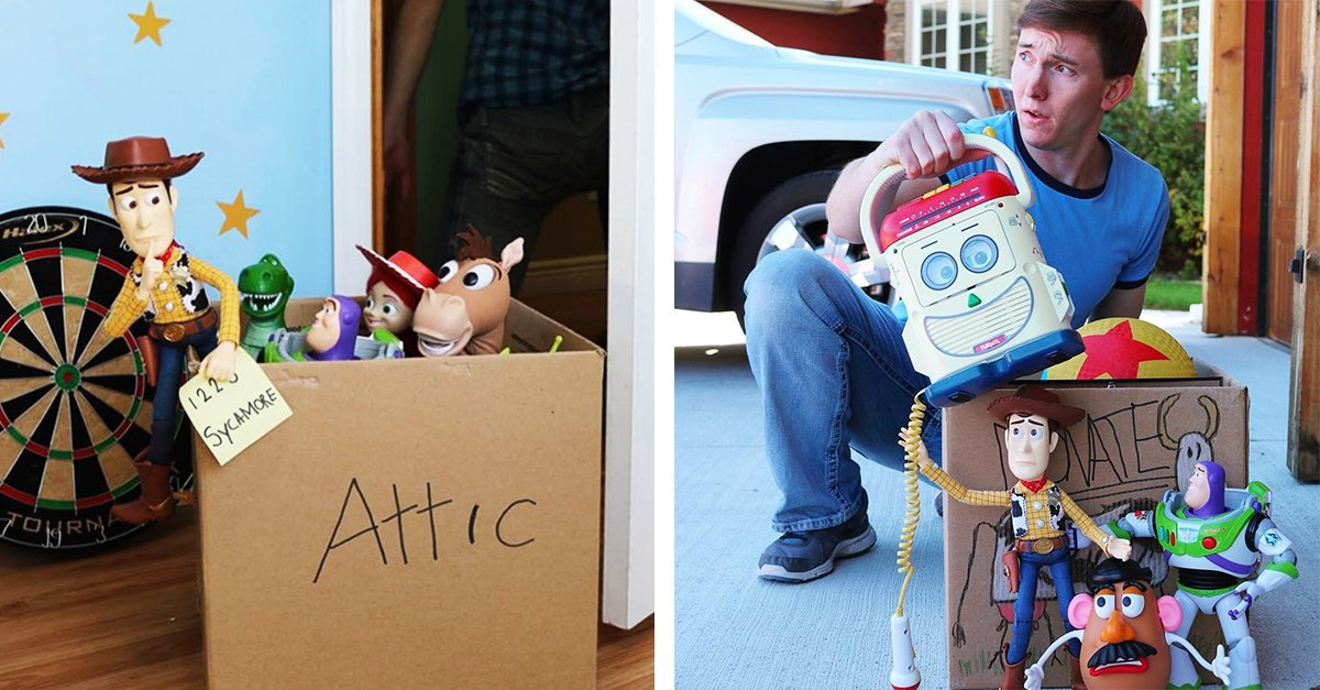Fans de 'Toy Story' crean su propia versión 'stop motion' ¡en ocho años!
