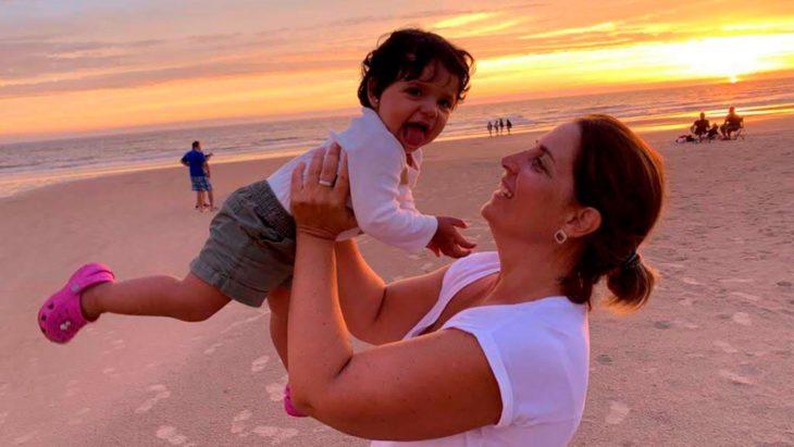 Vera deseaba ser mamá y conoció a Braulio