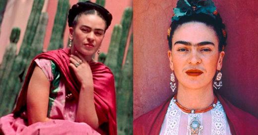 Presentan grabación con la que suponen es la voz de Frida Kahlo