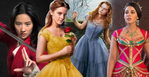 5 Películas de Disney cuyas princesas se salieron de la norma