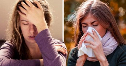 Ansiedad y depresión podrían causar alergias