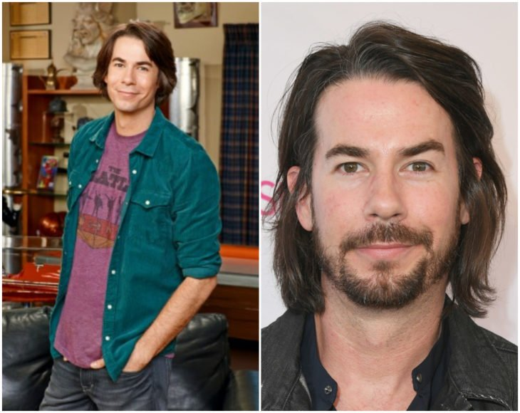 Jerry Trainor, iCarly