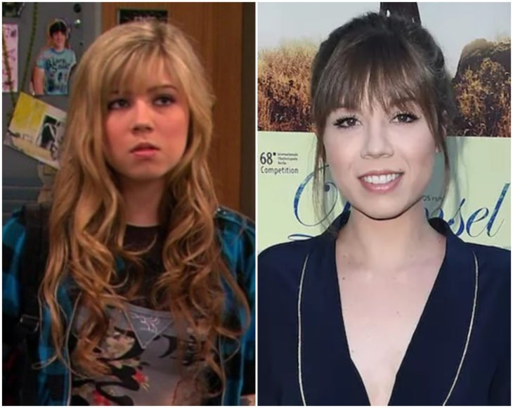 Jennette McCurdy, iCarly