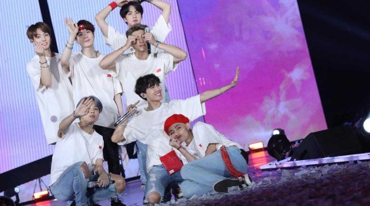 BTS estrena tráiler de su nueva película