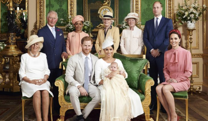 Archie, hijo de los duques de Sussex ya fue bautizado