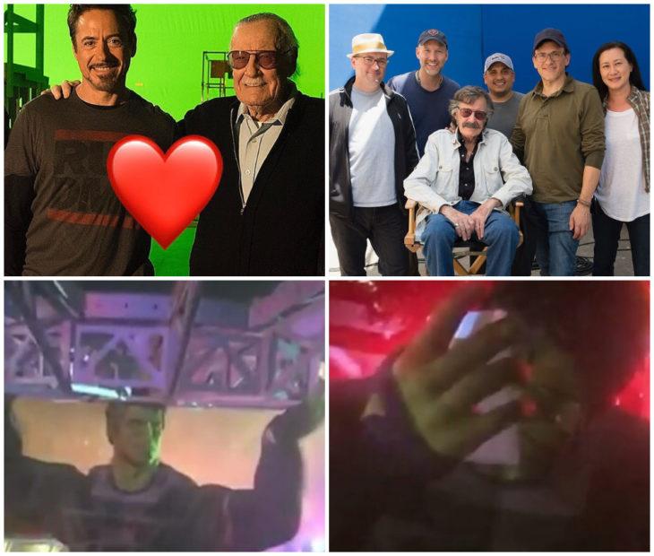 Escenas post-crédito de Avengers: Endgame mostradas en su reestreno