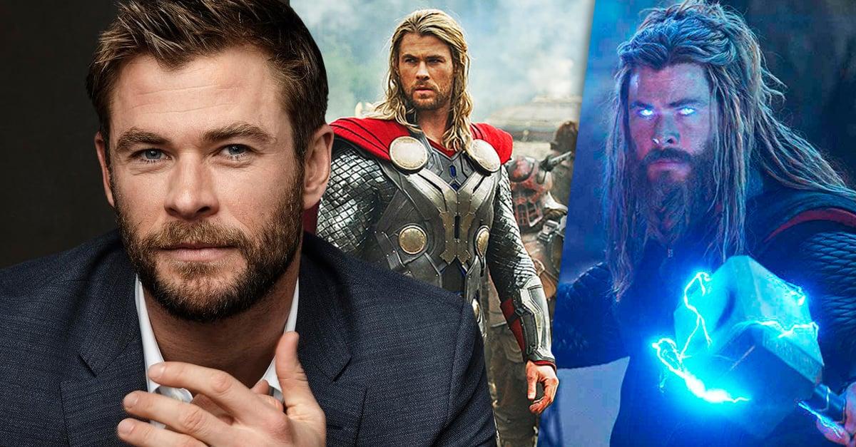 Chris Hemsworth renueva su contrato como Thor