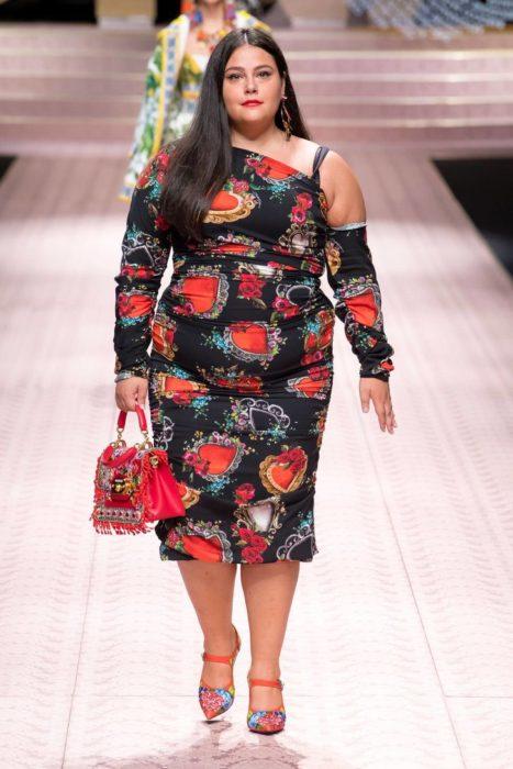 Dolce & Gabbana incluirá tallas amplias en su colección