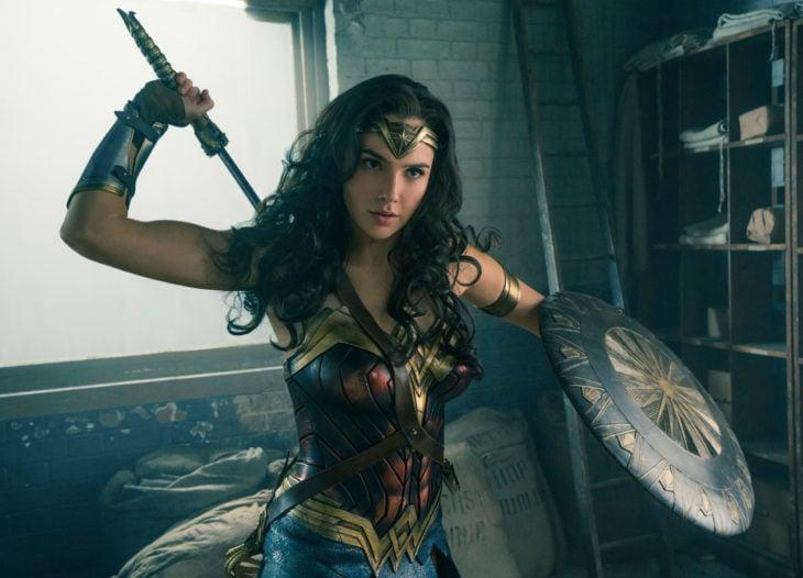Datos sobre películas; Gal Gadot como la Mujer Maravilla