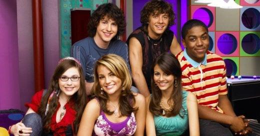El elenco de 'Zoey 101' se reúne 10 años después
