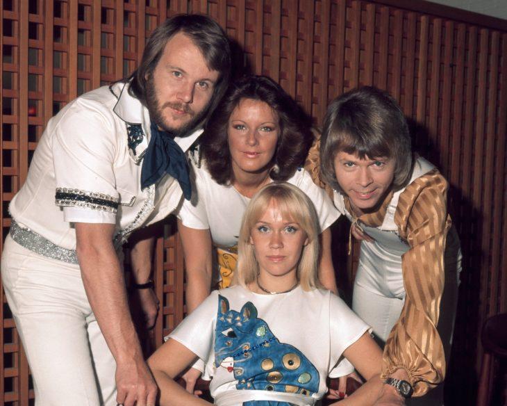 Curiosidades de la película de Disney, El rey León de 1994; grupo ABBA