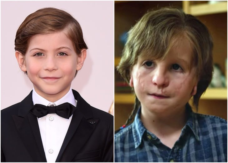Jacob Tremblay como Auggie en Wonder