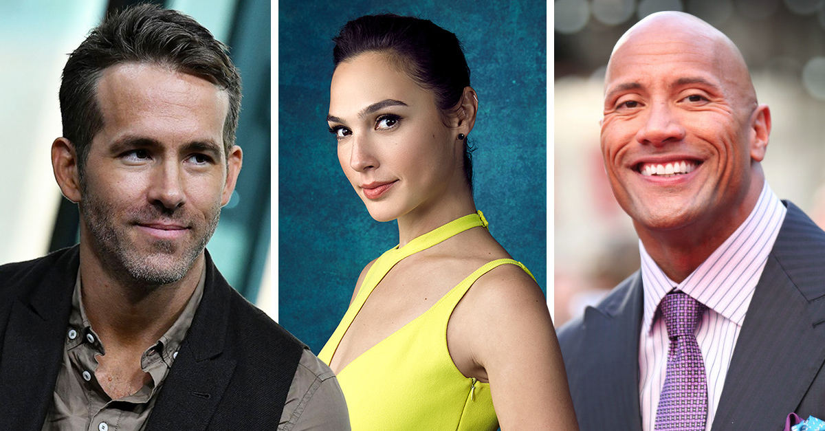 'Red Notice' la película que reúne a Gal Gadot, Ryan Reynolds y Dwayne Johnson
