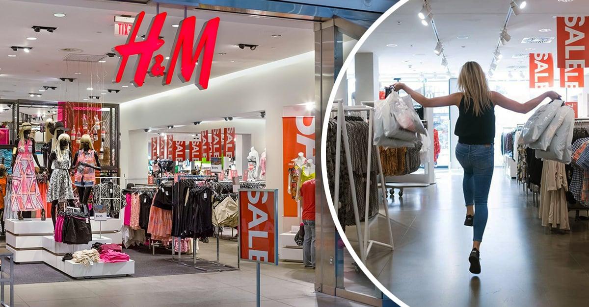 H&M presenta nuevo sistema de pago, ¡por eso sigue siendo la favorita!