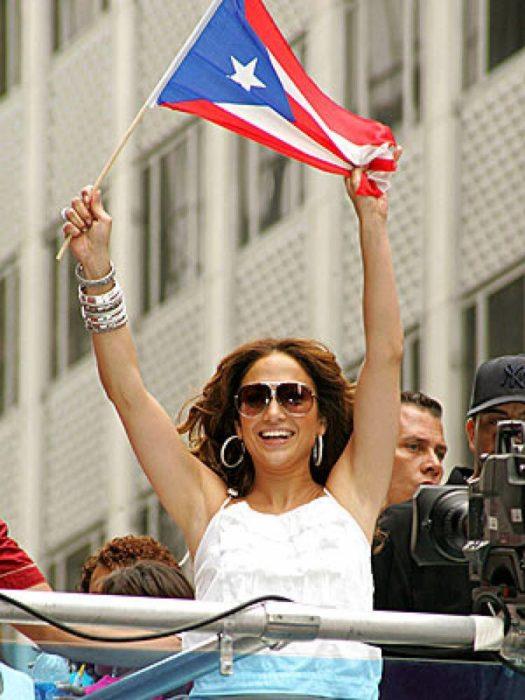 La cantante Jennifer López envió un mensaje de apoyo a Puerto Rico