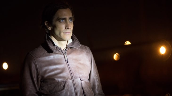 Actor Jake Gyllenhaal flaco en Nightcrawler de 2014