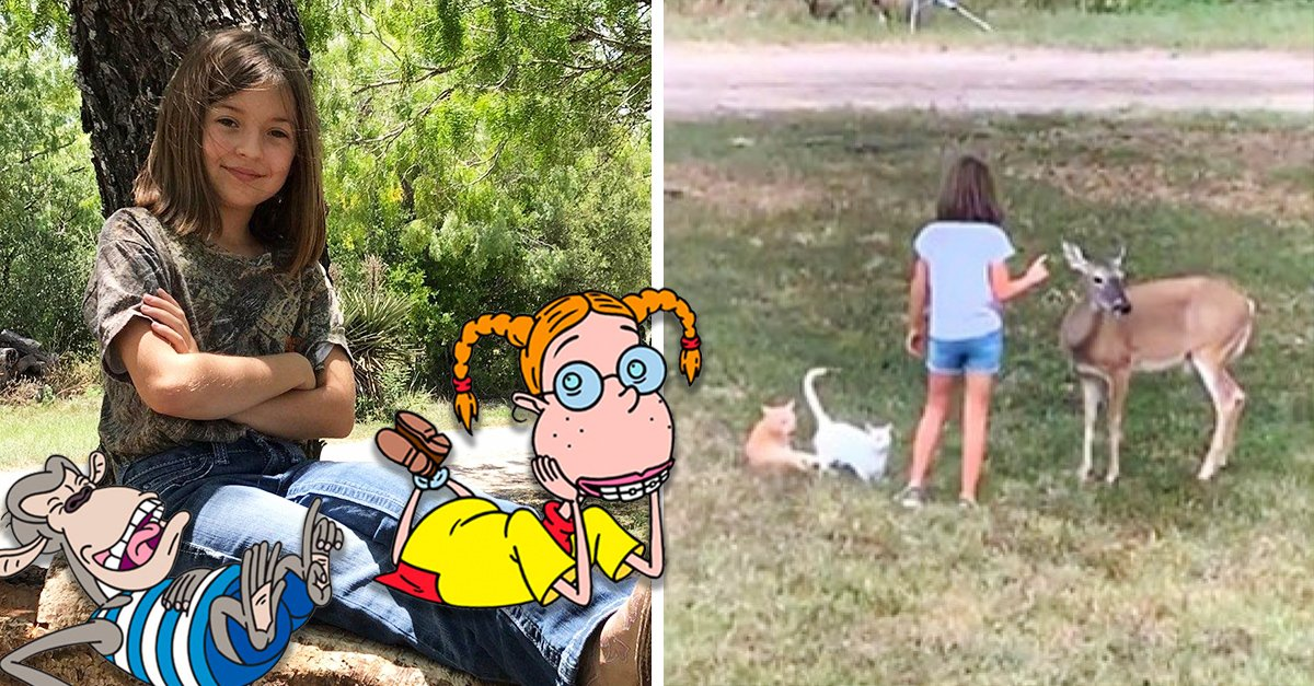 La Eliza Thornberry de la vida real