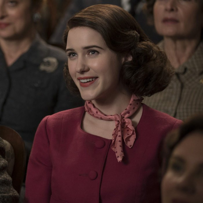 The Marvelous Mrs. Maisel es la segunda serie más nominada