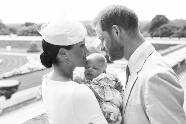 Meghan y Harry bautizaron a su hijo Archie