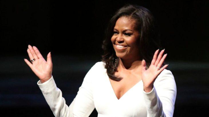 Michelle Obama es la mujer más admirada del mundo