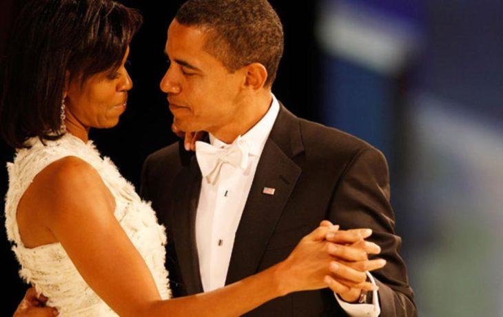 Michelle y Barack Obama ocupan el primer y segundo puesto del ranking de los más admirados