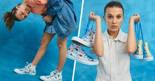 Millie Bobby Brown lanzará su propia línea de tenis Converse