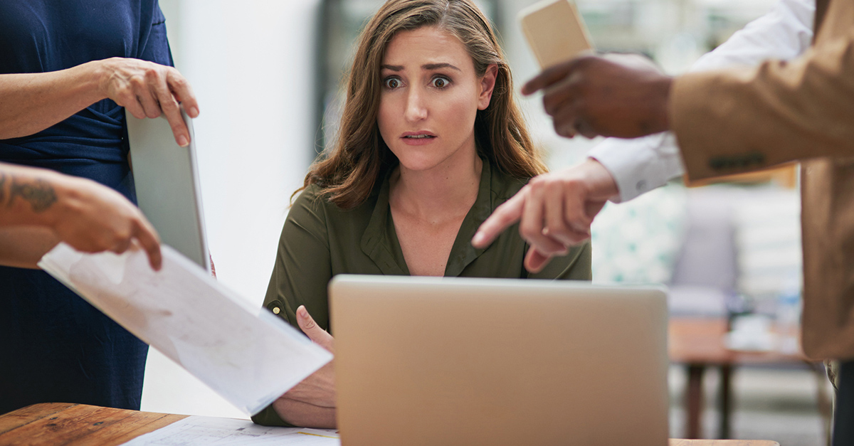 Mujer sufrió las consecuencias del estrés por trabajar en exceso