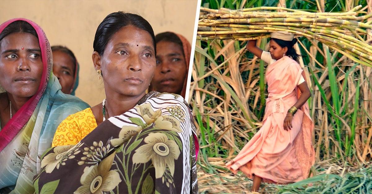 Mujeres se quitan el útero en La India