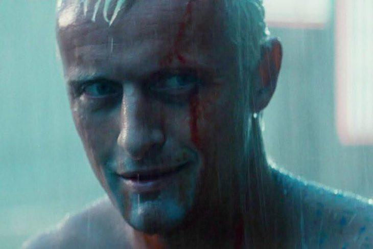 Rutger Hauer en Blade Runner