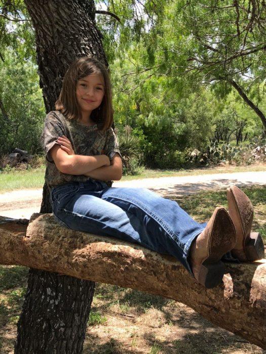 Laurie, la niña que habla con los animales como Eliza Thornberry