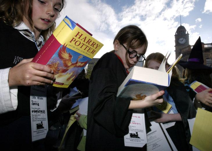 Los niños que leen Harry Potter son más tolerantes
