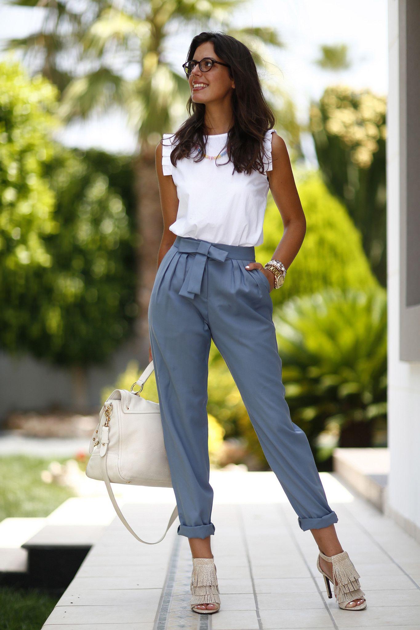 Pantalones que pueden remplazar a tus muy acalorados jeans