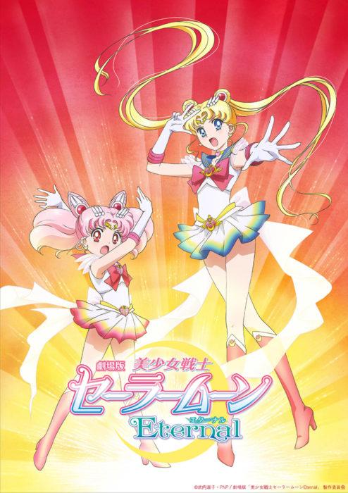 Anuncian nueva película de las Sailor Scouts: Sailor Moon Eternal