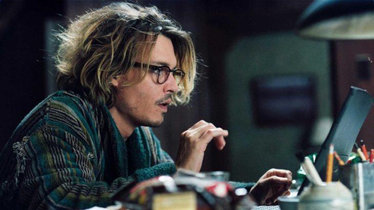 Películas sobre la mente humana; La ventana secreta con Johnny Depp como Mort Rainey