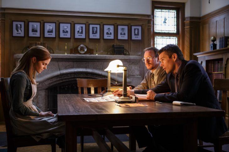 Películas sobre la mente humana; Regresión con Emma Watson como Angela, Ethan Hawke como el detective Bruce Kenner
