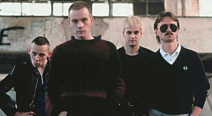 Ewan McGregor como Mark Renton en Trainspotting