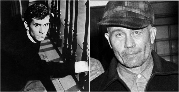 Norman Bates personaje ficticio basado en Ed Gein
