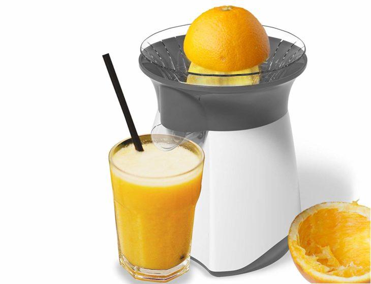 Maquina para hacer jugos naturales de naranja