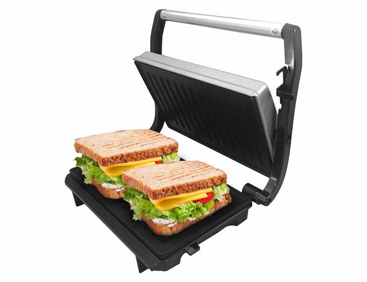 Maquina para hacer paninis