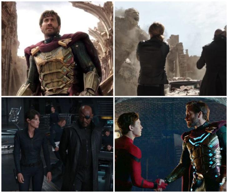 Escenas post-crédito de Avengers: Endgame mostradas en su reestreno con Spider-Man: lejos de casa