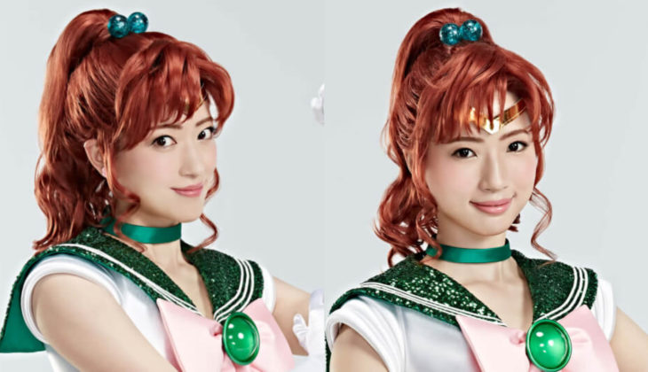 Restaurante temático de Sailor Moon abre sus puertas en Tokio; cosplay de Sailor Júpiter, Lita