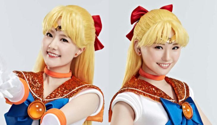 Restaurante temático de Sailor Moon abre sus puertas en Tokio; cosplay de Sailor Venus, Mina