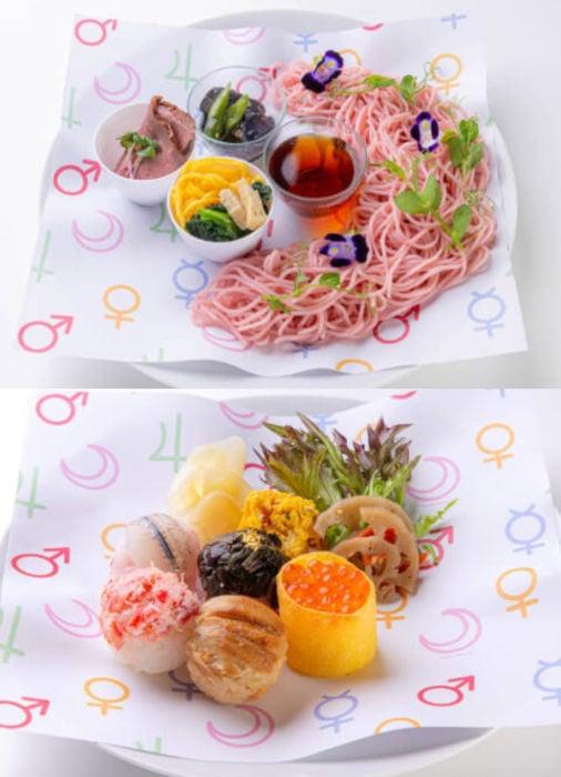 Restaurante temático de Sailor Moon abre sus puertas en Tokio; comida japonesa