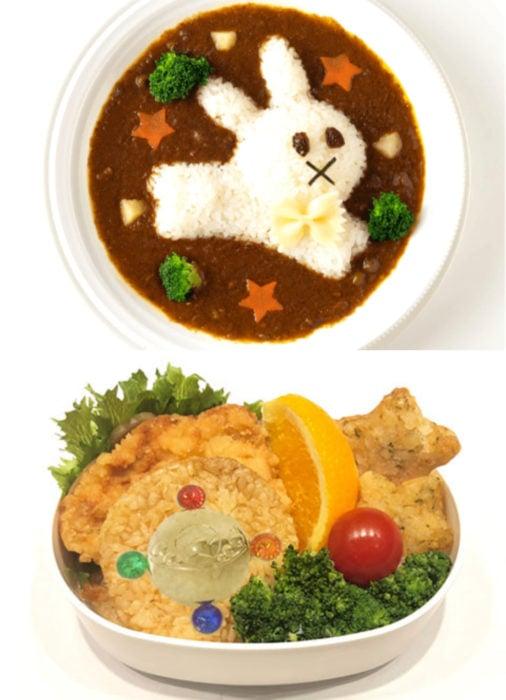 Restaurante temático de Sailor Moon abre sus puertas en Tokio; comida japonesa en forma de conejo