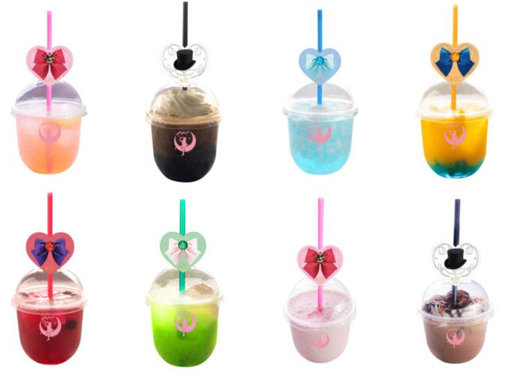 Restaurante temático de Sailor Moon abre sus puertas en Tokio; bebidas, smoothies