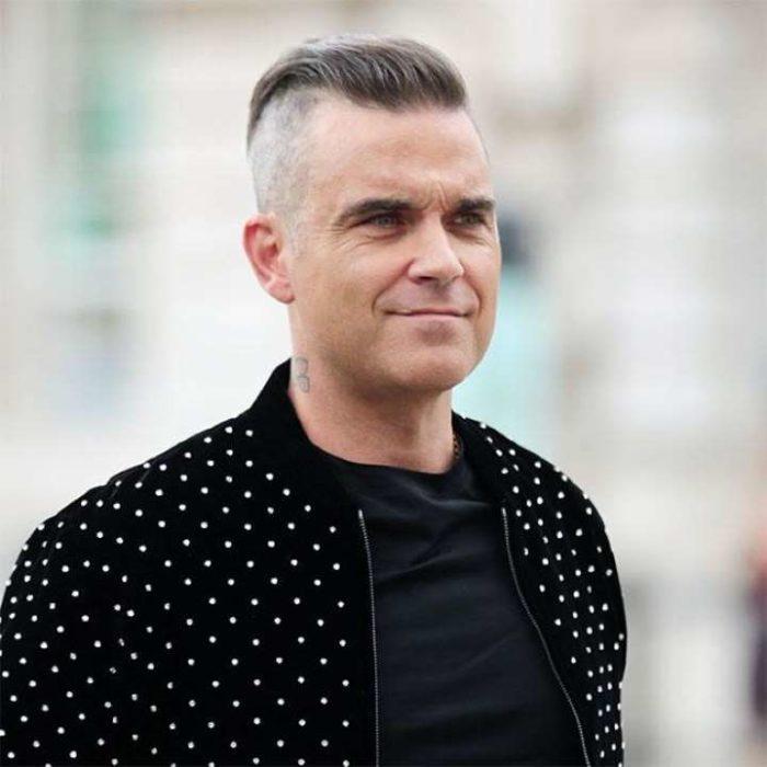Robbie Williams contrató guardaespaldas porque teme a los extraterrestres
