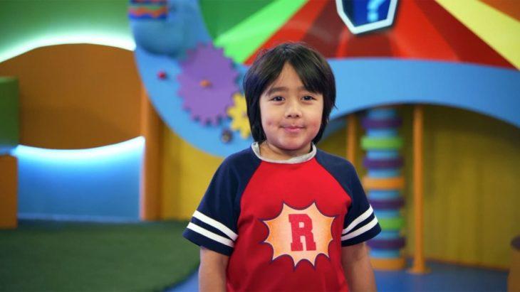 Ryan Kaji, el youtuber millonario más pequeño